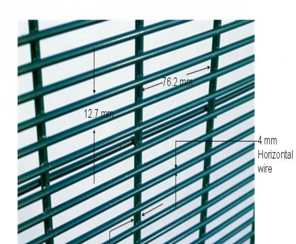Welded Steel Mesh Panels