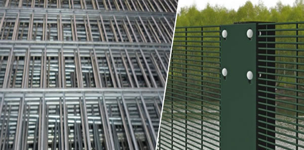 316L Wire Mesh – Stainless Steel High Security Mesh
